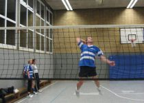 Volleyball - Angriffschlag